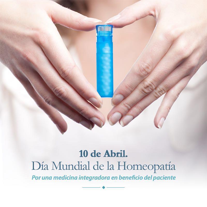 Día Mundial de la Homeopatía